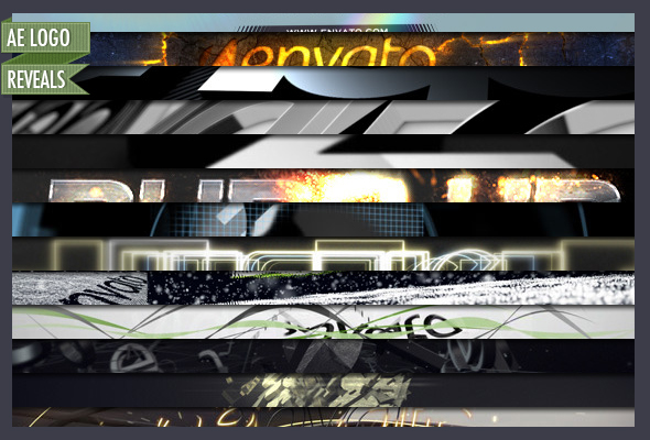 16 logo reveal stings after effect project templates best designers it logo identity maxwellsz