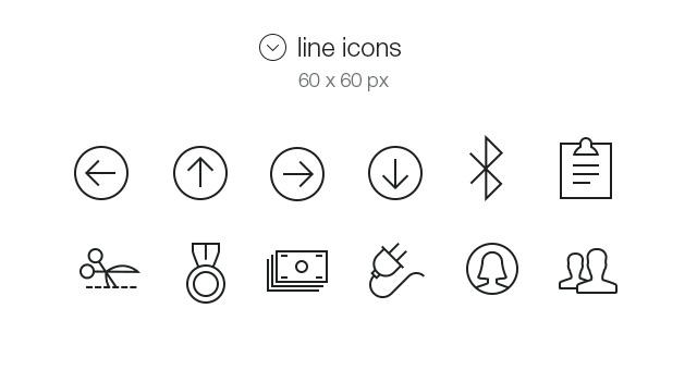Tab Bar Icons iOS 7 Vol5-1