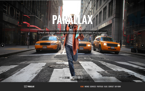 907 - Responsive WP One Page Parallax2